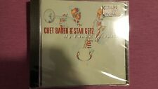 CHET BAKER & STAN GETZ - MY FUNNY VALENTINE. CD NEW SEALED