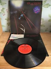 Jon And Vangelis Short Stories Vinyl Album