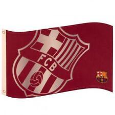 FC Barcelona Crest Flag
