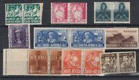South Africa KGVI 1941 War Effort Set SG88/96 MLH/MNH J4484