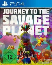 Journey to the Savage Planet (PlayStation PS4) (2020, DVD-ROM)