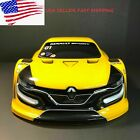 Yellow Sport Painted Body Shell For 1/10 On Road RC Car