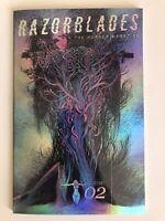 Razorblades The Horror Magazine #2 Foil Limited LTD 250 James Tynion * NM/NM