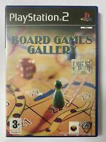 Board Games Gallery PS2 PLAYSTATION 2 Pal Eng Neuwertig Bei Neu