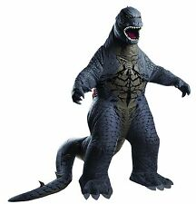 Rubies Inflatable Deluxe Adult Godzilla Movie Japan Halloween Costume 880856