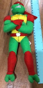"""Teenage Mutant Ninja Turtles """"Raphael"""" Plush Soft Toy Stuffed Toy 27cm"""