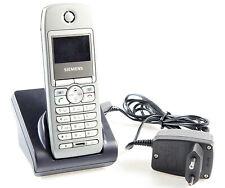 Siemens Gigaset S2 professional Schnurloses Telefon mit Ladeschale & Netzteil