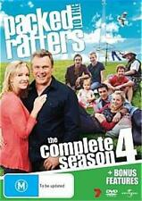 PACKED TO THE RAFTERS Season 4 : NEW DVD