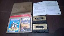 MSX PHILIPS NEW MEDIA SYSTEMS SERIE ORO 1985 CHIMA CHIMA SPRINTER ESTUCHE ESPAÑA