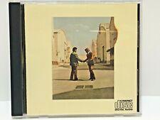 Pink Floyd Japan CD - Wish You Were Here - CBS CK 33453, 1975 Mint