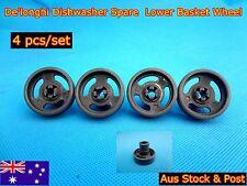 Delonghi Dishwasher Lower Basket Wheel Replacement Grey (C309) Brand New