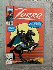 Very Rare Vintage Marvel Zorro First Issue Comic, Only One Available On Ebay UK