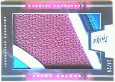 wOw! /25 GABRIEL LANDESKOG PRIME COLORS ROOKIE jersey MEGA PATCH LOGO 2011 11 12
