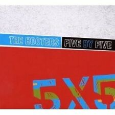 "THE HOOTERS ""5X5"" CD SINGLE 5 TRACKS NEU"