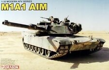 Dragon 3535 1/35 M1A1 AIM Tank (DS Track / Excluding Matel Barrel)