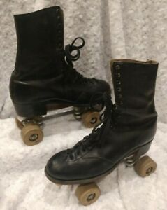 Betty Lytle by Hyde Vintage Roller Skates size 10.5, Snyder Super Deluxe Plate