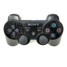 Genuine OEM Sony Playstation 3 PS3 Sixaxis DualShock 3 Controller - BLACK