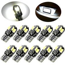 10PCS Canbus T10 194 168 W5W 5730 8 LED SMD White Car Side Wedge Light LampWA