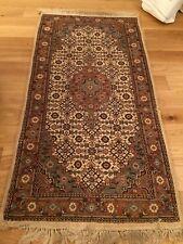 Persian hand made carpet  160 x 85 cm