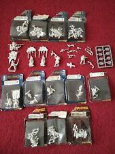 Job Lot OOP BNIB Warhammer, 40k & LOTR Miniatures