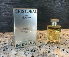 Cristobal Balenciaga Pour Homme EDT 5ml - Parfumminiaturen bei flacons24