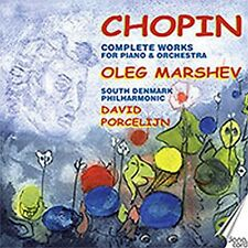 Oleg Marshev - Complete Works for Piano & Orchestra [New CD]