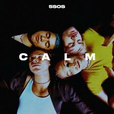 5 Seconds of Summer - CALM - CD Album (Released 27th March 2020) Brand New