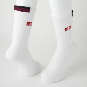 Uniqlo Roger Federer Australian Open 2020 socks - 1 size sold out worldwide