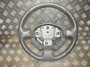 2007 FIAT PANDA 100HP GENUINE MULTIFUNCTION STEERING WHEEL 735411385