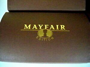 Mayfair Geschenk-Boxen (4 Stück)