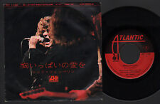 "7"" LED ZEPPELIN WHOLE LOTTA LOVE / THANK YOU MADE IN JAPAN ATLANTIC 1969 DT 1139"