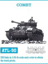 1/35 Friulmodel ATL-90 Comet Friul Metal Tracks