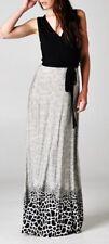 BNWT TUA Size 8, 10, 12 Womens Gypsy Stone Tribal Wrap Maxi Dress Party Wedding