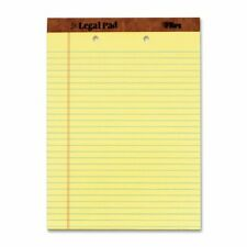 "Tops Perforated Traditional Grade Writing Pad - 50 Sheet - 16 Lb - 8.50"" X"