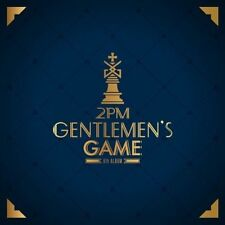 2PM [GENTLEMEN'S GAME] 6th Album Normal CD+Photobook+Card K-POP SEALED