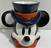 Mickey Mouse Vampire Mug Coffee Tea Disney Halloween Brand New Never Used No Box
