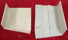 Tandy TRS-80 Model III or 4 disk drive tower bracket set