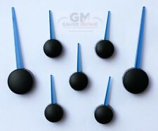 Custom Blue Speedometer Gauge Needle Pointer Set for 2003- 2006 Gm Truck & Suv's