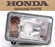 Genuine Honda Headlight Lamp Lens 91-96 XR250 L , 93-14 XR650 L (See Notes) #N09