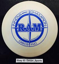 Disc Golf - Innova Dx 1st Run Ram - 178g - Old School Proto Star Stamp