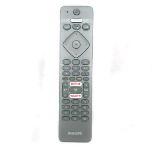 New Original YKF456-001 For Philips Netflix TV Remote Control 398GM10BEPHN0012PH