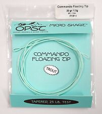 Opst Micro Skagit Trout Commando Floating Tip - 5 Foot, 20 Grain - New