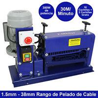 Máquina Pelacables 38mm Máquina Peladora de Cables Máquina Pelacables