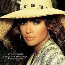 I'm Gonna Be Alright [Single] by Jennifer Lopez (CD, Jun-2002, Sony Music...