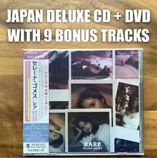 9x JAPAN BONUS TRACKS! DELUXE CD+DVD WITH INSERT+OBI! SELENA GOMEZ RARE SG2 2020