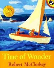 Time of Wonder (Picture Puffins) by Robert McCloskey, Good Book