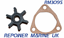 Impeller & Gasket Replaces Yanmar #:128176-42071, for 1GM10, 1GM