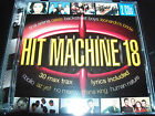Hit Machine 18 Various AU 2 CD Ft Vertigo No Doubt Oasis Tina Arena Robyn 2pac &