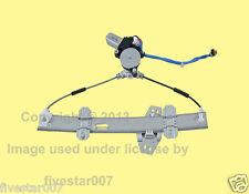 TSK Front LEFT door Power Window Regulator w/ Motor for Honda Civic Sedan 96-00