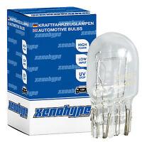 2x W21/5W XENOHYPE Premium W3x16q 12V Glassockellampen